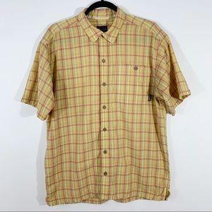 Patagonia . 'Puckerware' Button Front Shirt . M